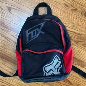 🦊 FOX RACING Small Backpack with Pocket